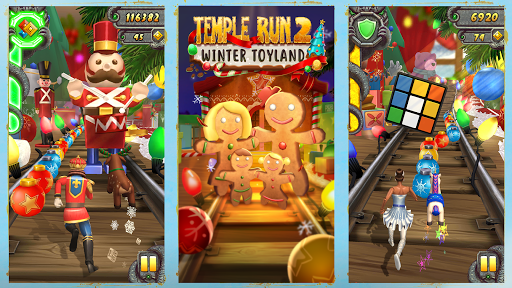 Temple Run 2 poster