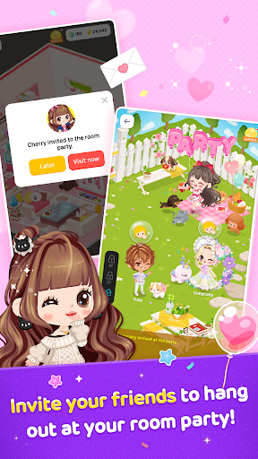 LINE PLAY - Our Avatar World  screenshots 22