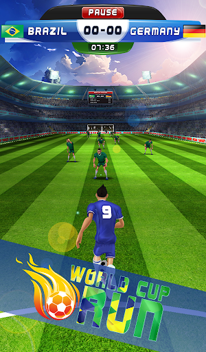 Soccer Run: Offline Football Games 1.1.2 Screenshots 19