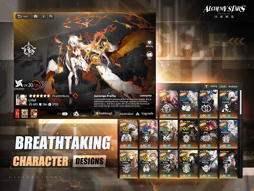 Alchemy Stars: Aurora Blast Apkfinish screenshots 10