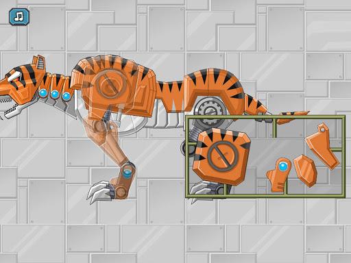 Toy Robot Rampage Smilodon War screenshots 4