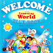 WELCOME to Learning World BLUE - Androidアプリ