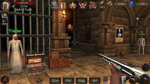 Dungeon Shooter : The Forgotten Temple apktram screenshots 17