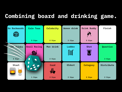 Drynk u2013 Board and Drinking Game 1.3.0 screenshots 10