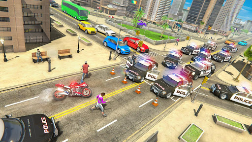 Theft Bike Drift Racing 1.10 screenshots 5