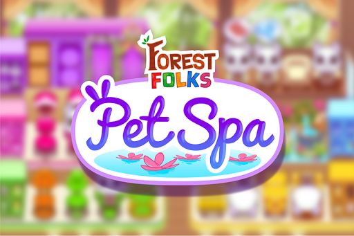 Forest Folks - Your Own Adorable Pet Spa 1.0.3 screenshots 5