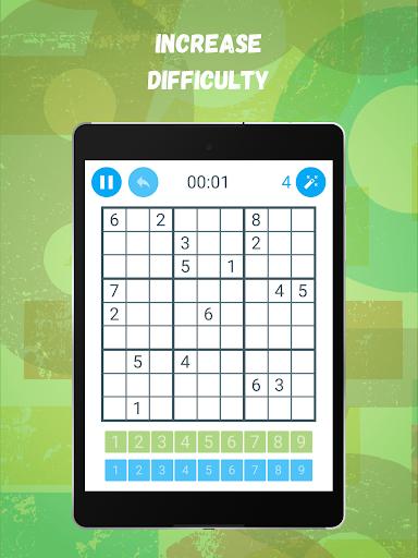 Sudoku: Train your brain screenshots 14