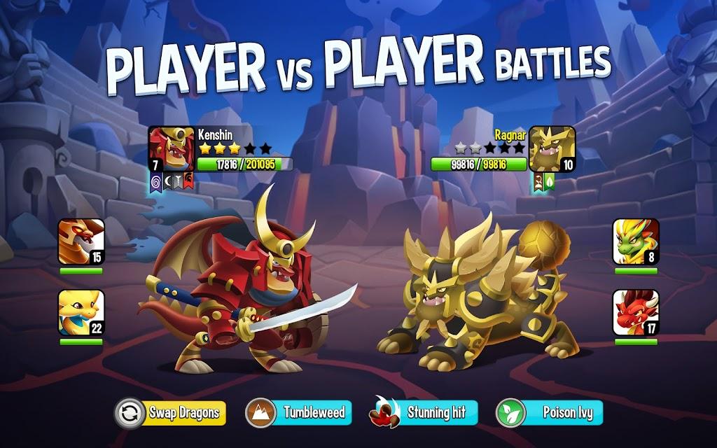 Dragon City Mobile poster 7