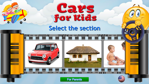 Cars for Kids Learning Games  Screenshots 1