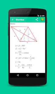 All Math Formula PRO Cracked APK 3