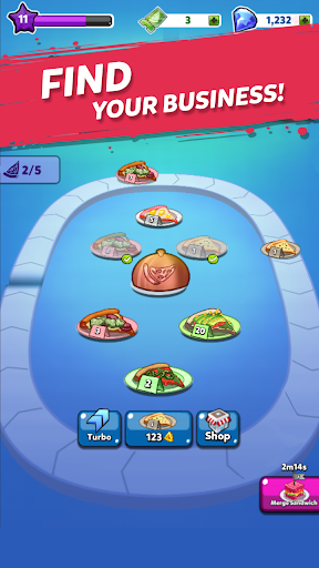 Merge Pizza: Best Yummy Pizza Merger game screenshots 13