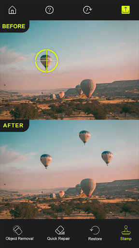 Photo Retouch - AI Remove Objects, Touch & Retouch 2.0 Screenshots 4