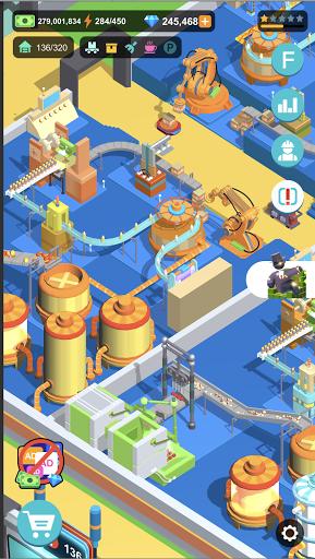 Idle Food Factory 1.2.1 screenshots 2