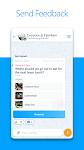 screenshot of Microsoft Kaizala – Chat, Call & Work