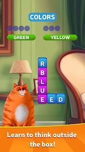 ud83dudd25Kitty Scramble: Word Stacks 1.242.19 Screenshots 1