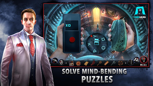 Adam Wolfe: Dark Detective Mystery Game 1.0.1 screenshots 3