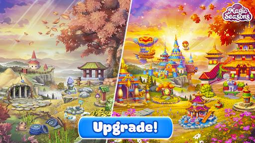 Magiс Seasons: farm and build  screenshots 1