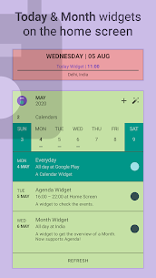 Everyday Pro Apk- Calendar Widget 11.4.0 (Pro Features Unlocked) 4