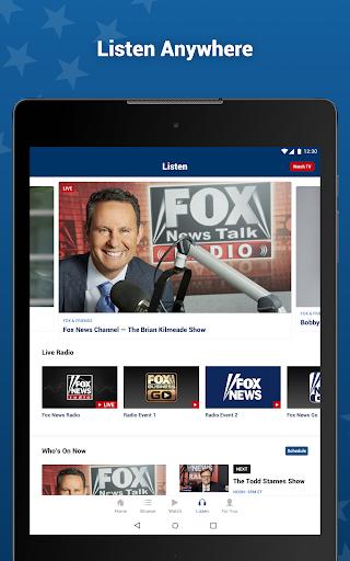 Fox News: Breaking News, Live Video & News Alerts 4.20.0 Screenshots 13