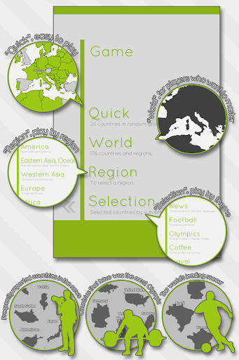 Enjoy Learning World Map Puzzle 3.4.0 screenshots 2