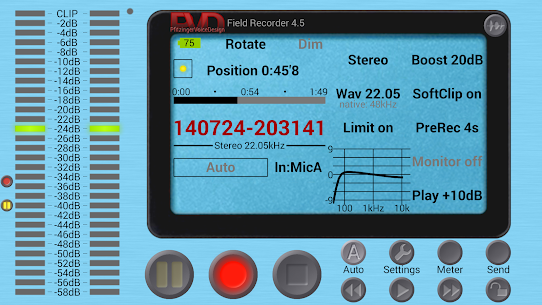 Field Recorder v9.5 [Paid] 4