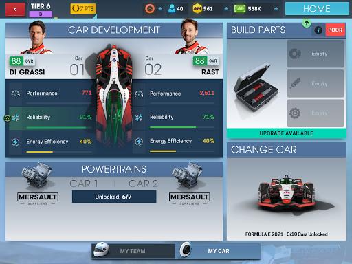 Motorsport Manager Racing  screenshots 7