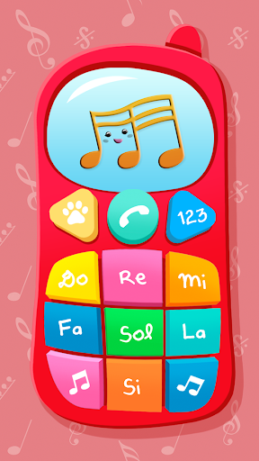 Baby Phone. Kids Game  screenshots 2