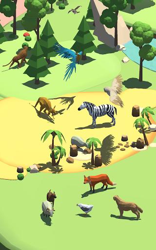 Animal Craft 3D: Idle Animal Kingdom  screenshots 9