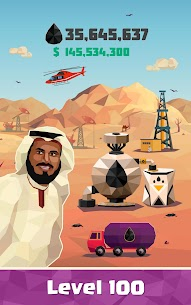 Oil Tycoon: Gas Idle Factory MOD APK 4.1.8 (Unlimited Money) 9