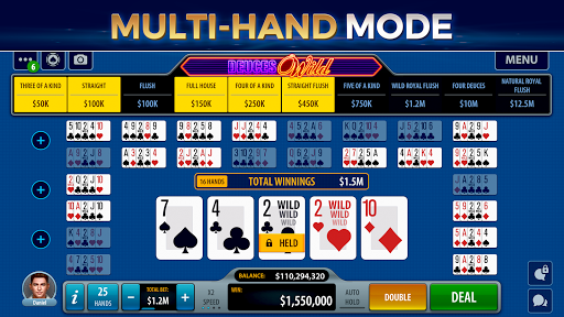 Video Poker by Pokerist 39.5.1 screenshots 7