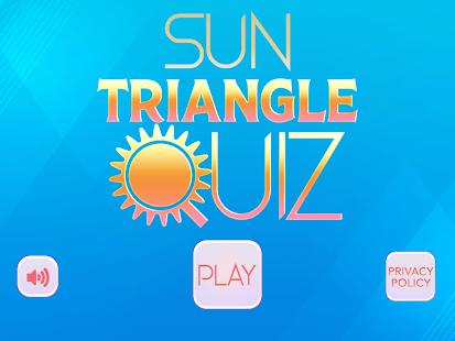 Sun Triangle Quiz Game 4.1 Screenshots 9