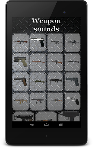 Weapon sounds (FREE) screenshots 1