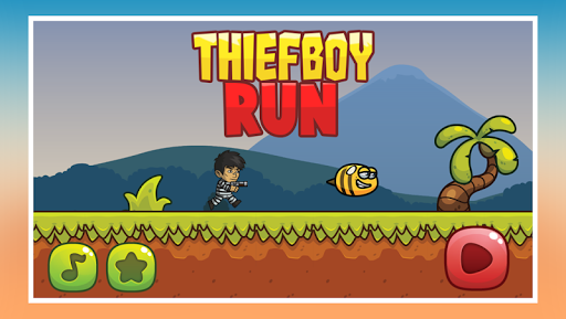 ThiefBoy Run 2020: Jumper Runner & Shoot Adventure 1.6 screenshots 1