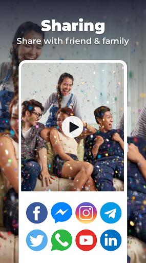 SlideShow - Photo Video Maker & Slideshow Maker  Screenshots 7