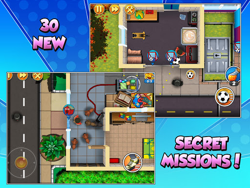 Robbery Bob 2: Double Trouble 1.6.8.10 screenshots 14