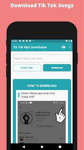 Song Downloader - SongTik 1.16