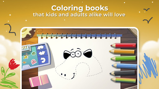 Zebrainy: learning games for kids and toddlers 2-7  screenshots 3