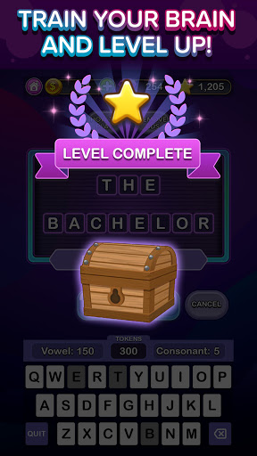 Trivia Puzzle Fortune: Trivia Games Free Quiz Game apktreat screenshots 2