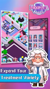 Idle Hospital Tycoon – Director Life Sim Mod Apk (Unlimited Gold/Diamond) 5
