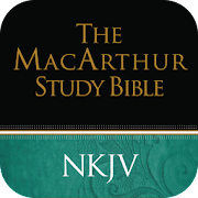 App Icon for NKJV MacArthur Study Bible App in Spain Play Store