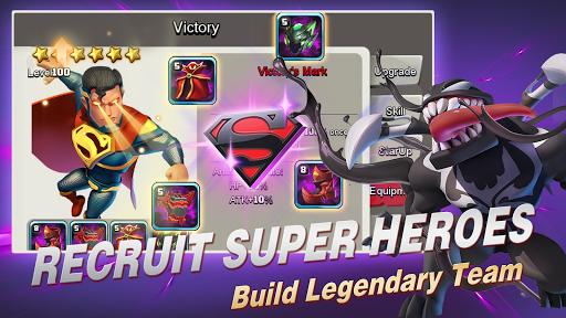Clash of Avengers: Top Heroes Battle - Defense War 1.0.0 Screenshots 2