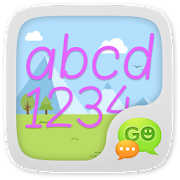 Balpen FONT FOR GO SMS PRO  Icon