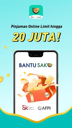BantuSaku - Pinjaman Uang Online Kredit Cepat  screenshots 1