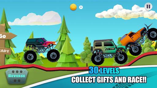 Truck Racing for kids  screenshots 1