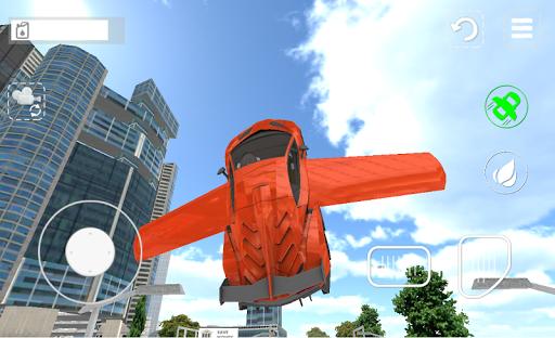 Flying Car 3D 2.7 Screenshots 10