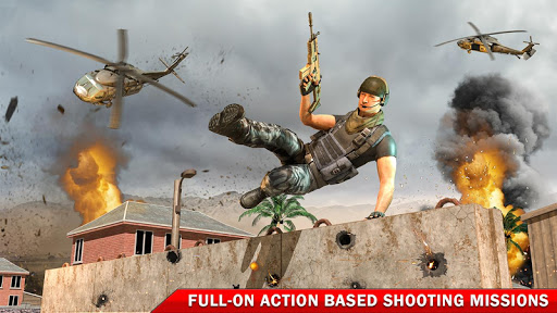 Modern FPS Shooting Strike: Counter Terrorist Game 2.9 screenshots 9