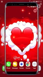 Hearts Live Wallpaper 1