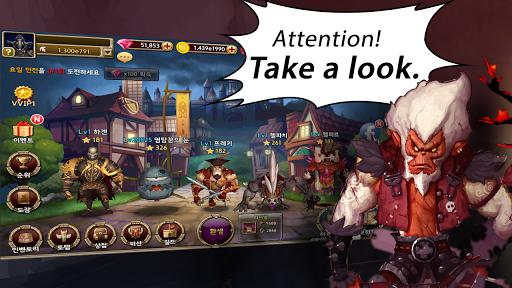Télécharger Gratuit Carpediem Idle monsters mod apk screenshots 1