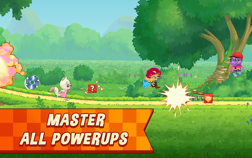 Fun Run 4 - Multiplayer Games  screenshots 20