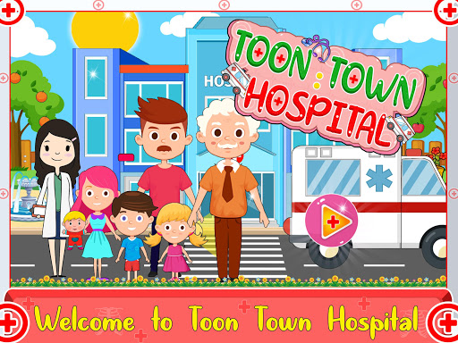 Toon Town: Hospital 3.2 screenshots 1